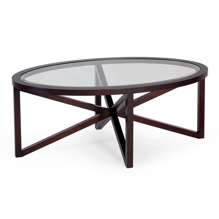 Oval Wooden Coffee Table With Shelf: 25+ Best Ideas About Oval Coffee Tables On Pinterest