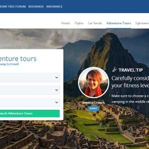 Lonely Planet Travel site