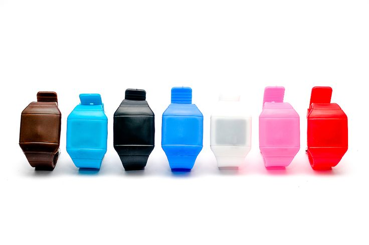 LED SILICON WATCH RP 135.000