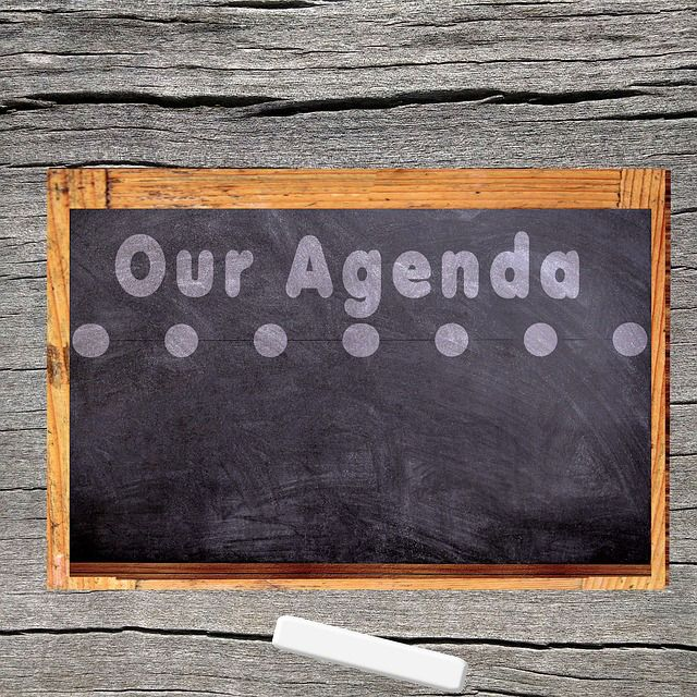 What to do when your meeting digresses from the agenda