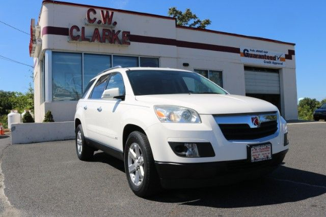 Used 2007 Saturn Outlook XR AWD for Sale in Gloucester City NJ 08030 C.W. Clarke Auto