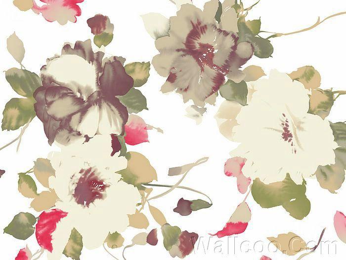 Elegant Floral Pattern Design - Colors in Japanese Style(Vol.02)   - Graphic Flowers,  HD Flower Patterns 1920+1600  Picture 46 Idée mise en page