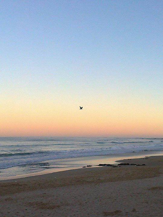 Sunset at Bird Rock, Port Elizabeth