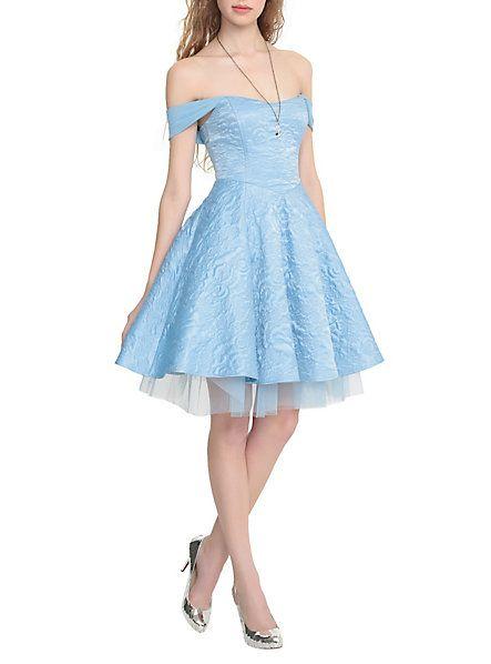 http://www.hottopic.com/hottopic/Girls/WhatsNew/Dresses/Disney Cinderella Corset Ball Gown Pre-Order-10289613.jsp