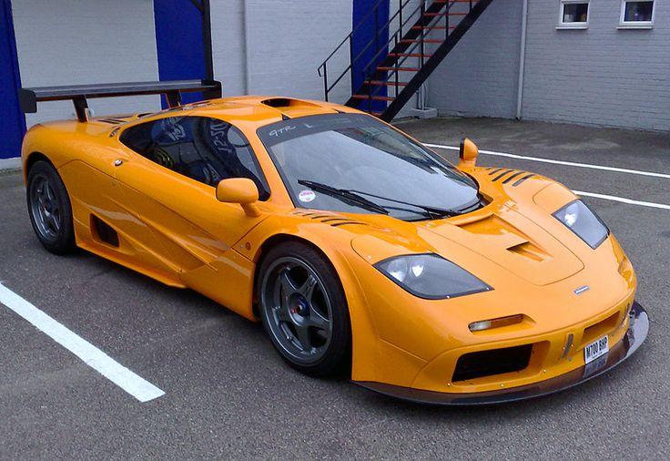 McLaren F1 GTR   1995 McLaren F1 GTR - Specifications, Images, TOP Rating