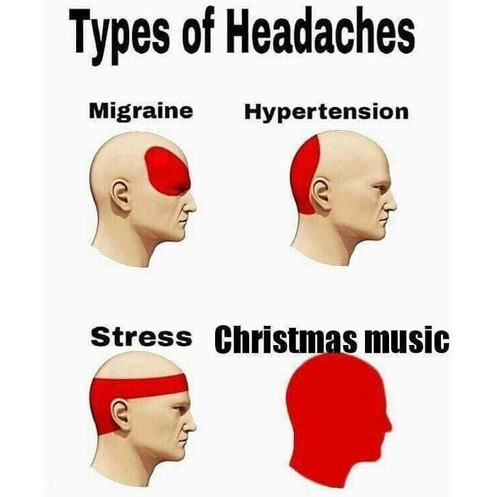 Holiday Headache Time http://timer.onlineclock.net/bg/christmas/ #ChristmasMusic #ChristmasSongs #ChristmasCarols #Carols #Christmas #MerryChristmas #Xmas #NowPlaying