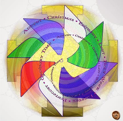 16 best the church year images on pinterest godly play the church singing the seasons of the church year this one song teaches children youth the order names and themes of the liturgical year simplifies sunday school fandeluxe Image collections