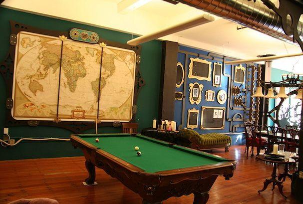 Modern Steampunk Interior Trends Home Interior Design