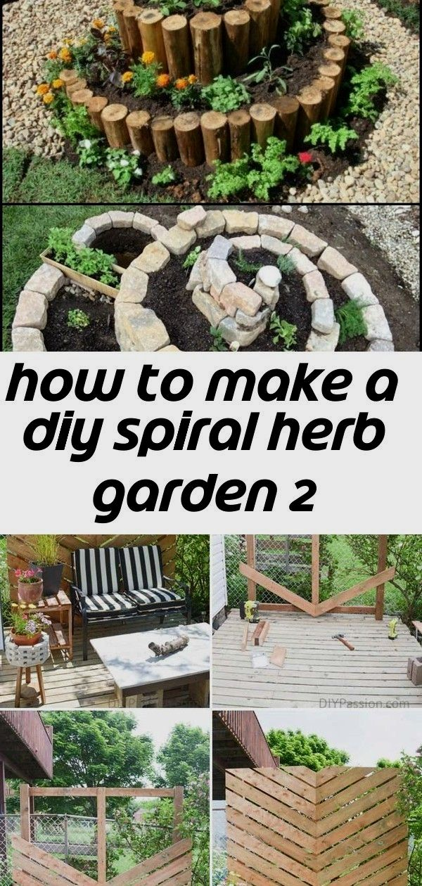 Garden Design Magazine In 2020 Garden Design Magazine Spiral Garden Herb Garden