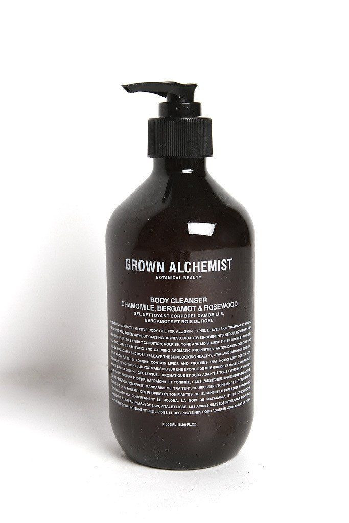 Grown Alchemist Body Cleanser Chamomile Bergamot Rosewood
