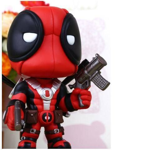 Deadpool Action Figure Collectible Toy *Free Shipping*
