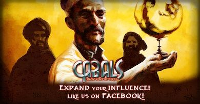 Like Us on Facebook and Get Over 3 Million Influence for Free! News | Cabals: Magic & Battle Cards