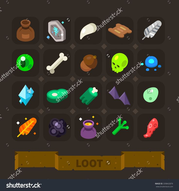 fantasy bag icon - Google Search