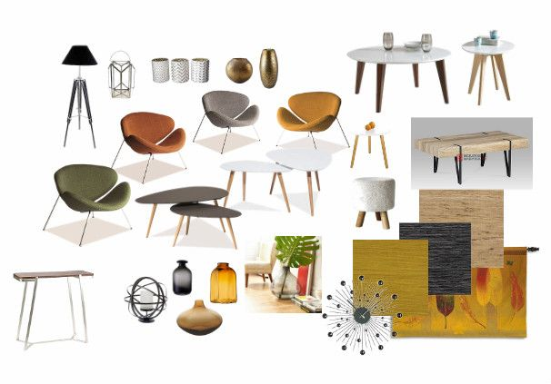 Check out this moodboard created on @olioboard: modern - 60? by pavlak