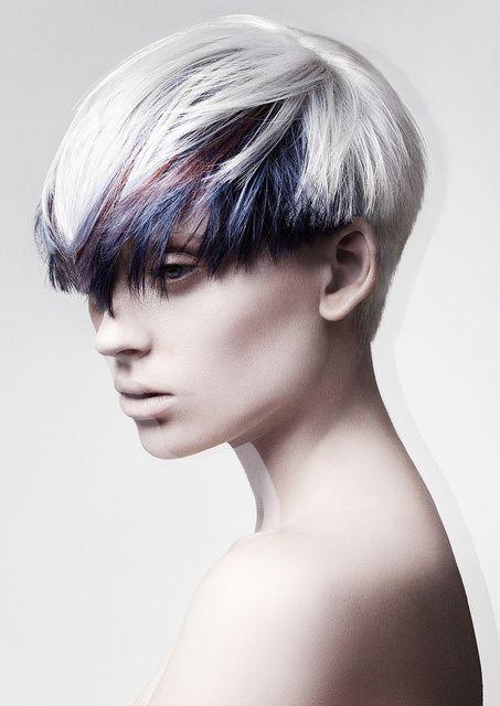 Hair by Matt Clements | CREATIVE | Pinterest