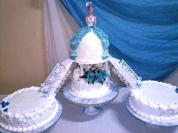 15 Anos Dolls: 83 Best Pasteles Tematicos Images On Pinterest
