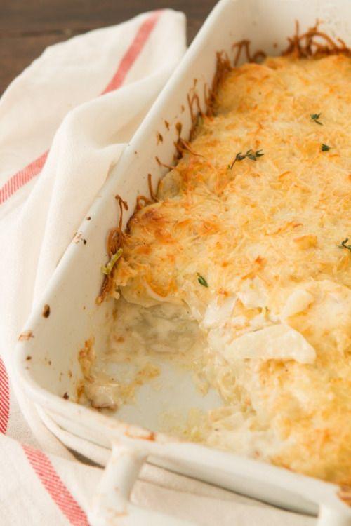 smoked gruyere scalloped potatoes with leeksReally nice recipes.  Mein Blog: Alles rund um die Themen Genuss & Geschmack  Kochen Backen Braten Vorspeisen Hauptgerichte und Desserts