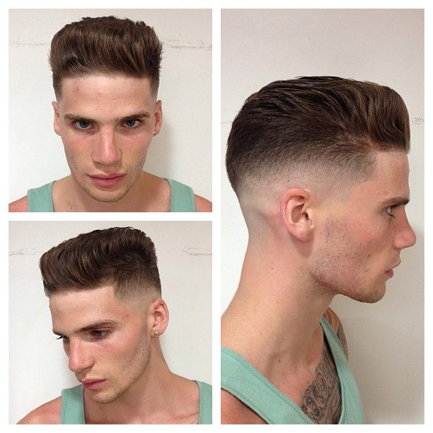 Lastest Simple Shape Up Haircut