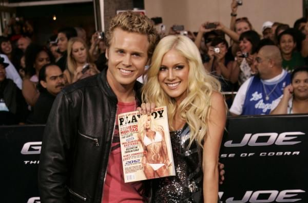 """""""The Hills"""" alum Heidi Montag shared a video of herself working out at 7 months pregnant following her babymoon with Spencer Pratt."""