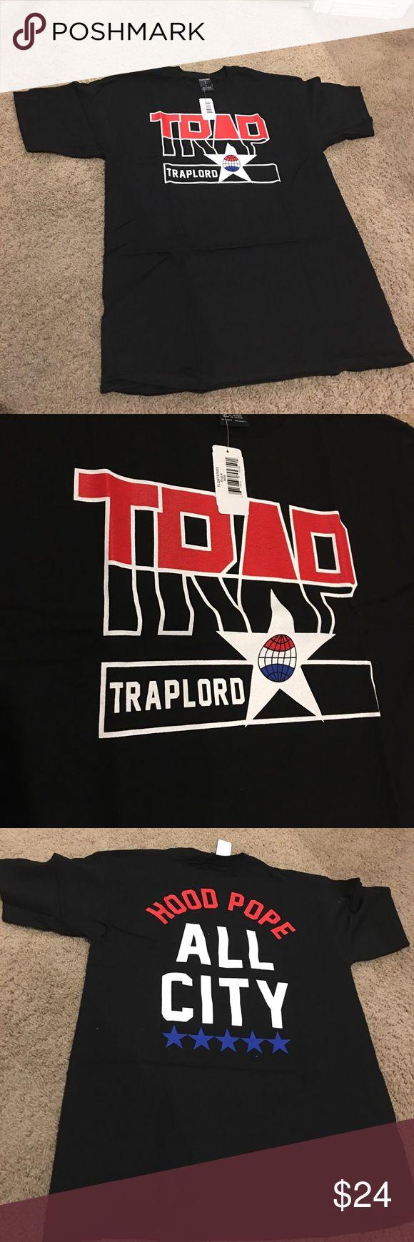 Trap Lord Tshirt NWT Trap Lord Tshirt Shirts Tees - Short Sleeve