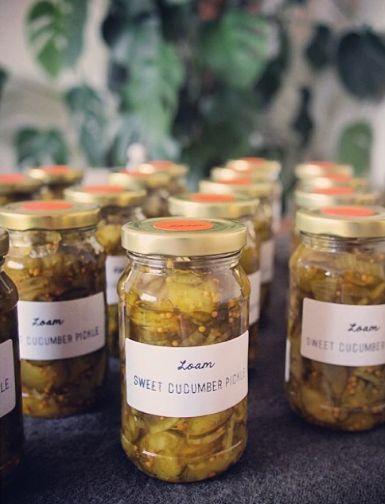 Loam Sweet Cucumber Pickle