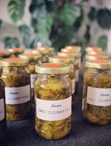 Loam Sweet Cucumber Pickle