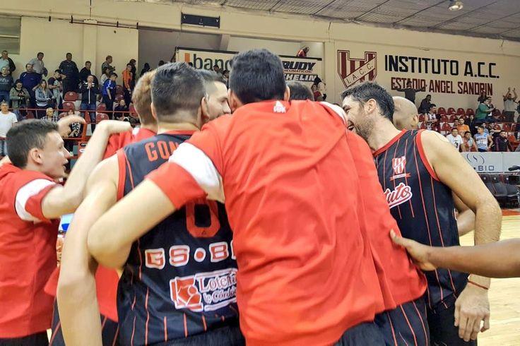 Liga Nacional Instituto complicó a Quilmes Liga