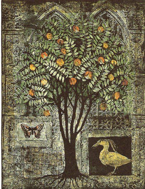 "Kirsi Neuvonen ""The Pomegranate Tree"""