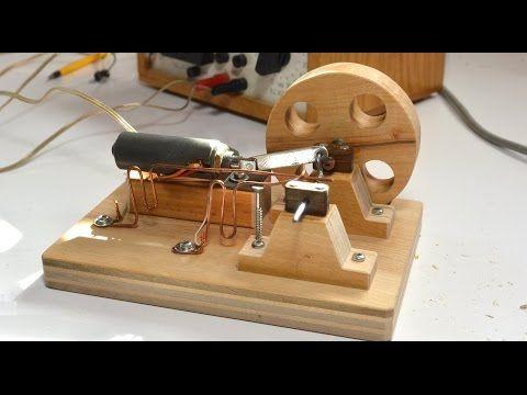 Как сделать электродвижок наоснове электромагнитных катушек — Популярная механика