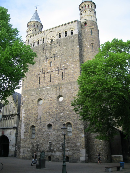 Cathedral in Maastricht - OLV