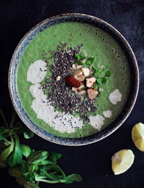 Crema depurativa de verduras | #Receta de cocina | #Vegana - Vegetariana ecoagricultor.com