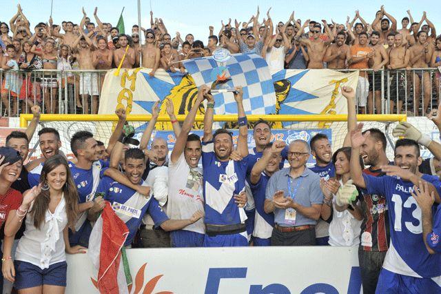 #BeachSoccer / #SerieA #Enel - Delirio Terracina, la Supercoppa è sua!