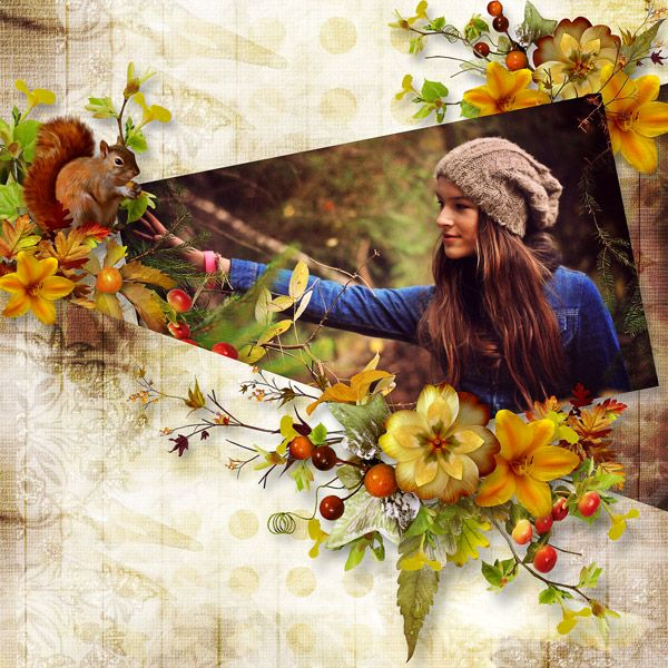 """""""Fall memories"""" by Scrap Angie"""