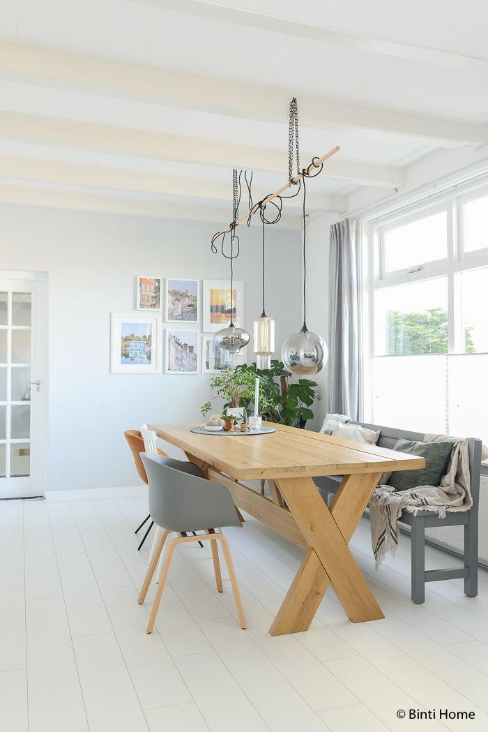 Plus de 1000 id es propos de salles a manger dining rooms sur pinterest chaises eames - Deco eettafel eetkamer ...