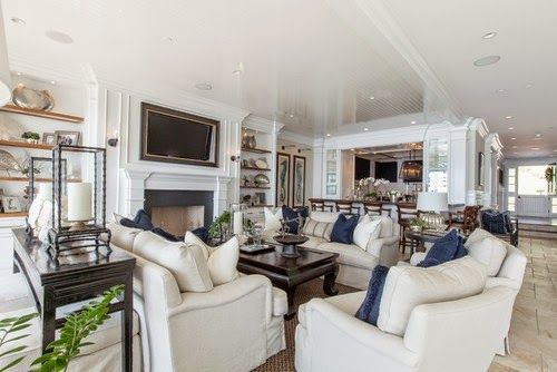 Best 25 new england style homes ideas on pinterest for Classic house interior
