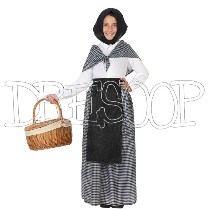 Disfraz Vieja para niña - Dresoop.es