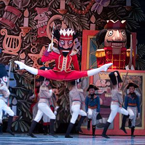 The West's best holiday traditions | Pacific Northwest Ballet's Stowell and Sendak Nutcracker | Sunset.com