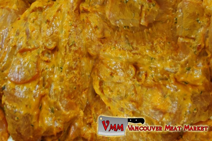 Boneless Ginger Garlic Marinated Chicken Breasts at Vancouver Meat Market