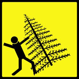 Constantly diving out of the way of rogue falling trees around Christmas? Check out our Christmas safety tips and don't get crushed to death and covered in tinsel this year.