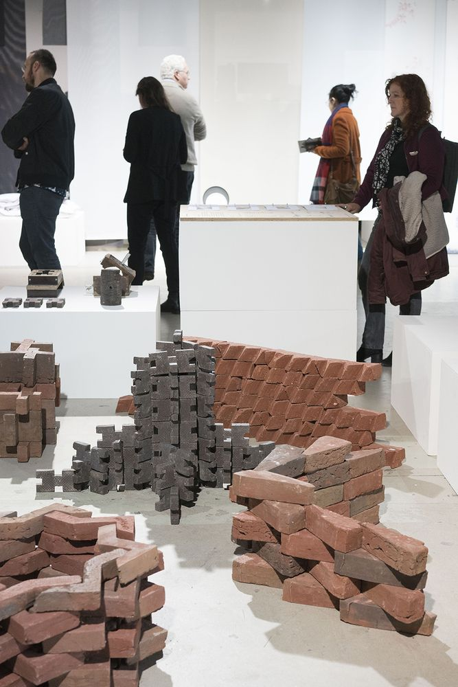 Gallery of Highlights at the 2016 Dutch Design Week Center on Reinventing the Humble Brick - 9