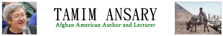 Mir Tamim Ansary is a Northern CA Book Award winner and one of the leading voices in Afghan-American writers today.