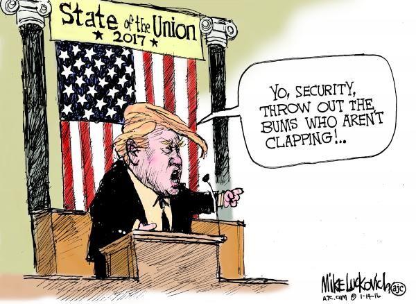 163 best Political Cartoons images on Pinterest | Donald tramp ...