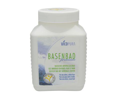 Basisch zout Basenbad Vicopura | De Gezonde Bron, dé webshop voor natuurlijke verbetering van uw gezondheid.