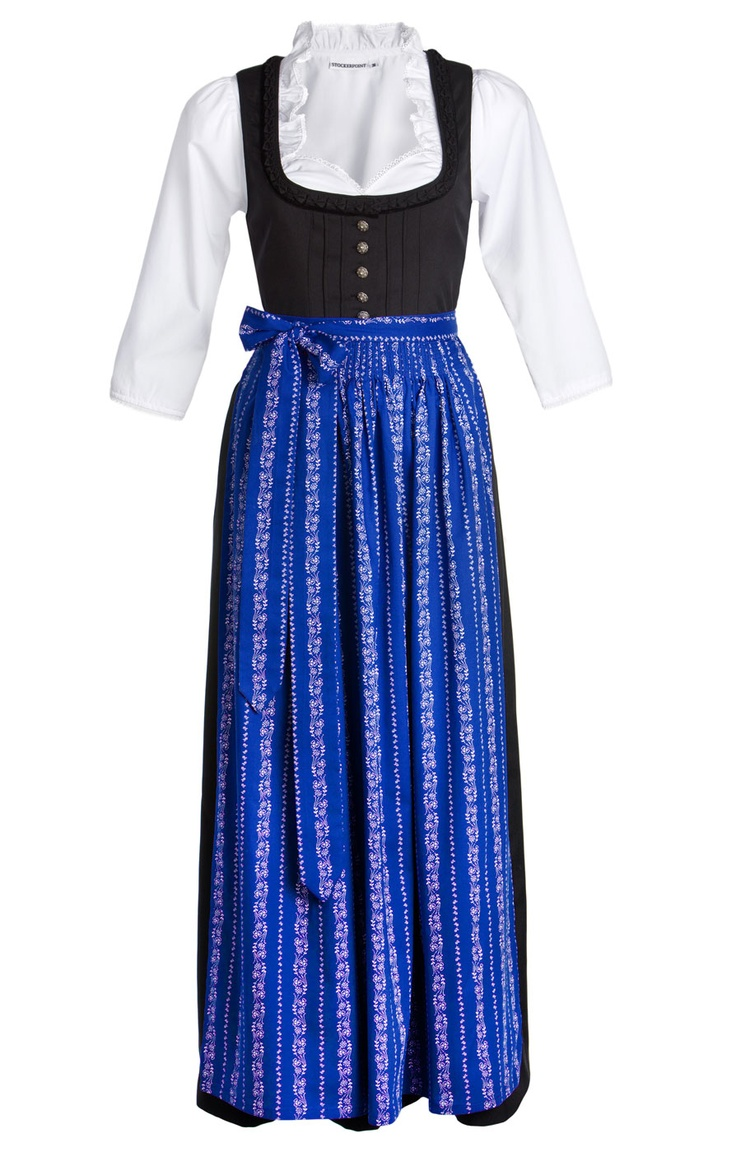 Stockerpoint Dirndl 3tlg. Zenta2/SC190royal