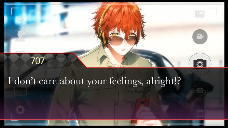 """The Korean dating simulator Mystic Messenger has become somewhat of a sensation among over a million women worldwide. It's an """"otome"""" game (literally, """"maiden game"""") that offers female players a harem of anime boys to court. These suitors are all charming in their own ways and all have their particular emotional  needs. And, goddamn, are they needy."""