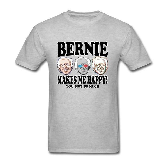 Take a peek into my store here 👀 Bernie Sanders Makes Me Happy Short Sleeve Tees Shirt Round Neck Male Bernie...  http://politishirtsusa.com/products/bernie-sanders-makes-me-happy-short-sleeve-tees-shirt-round-neck-male-bernie-t-shirt-wholesale-printing-mens-clothes-plus-size?utm_campaign=crowdfire&utm_content=crowdfire&utm_medium=social&utm_source=pinterest