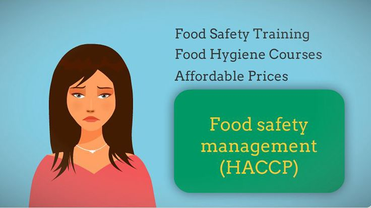 Food Safety Management HACCP