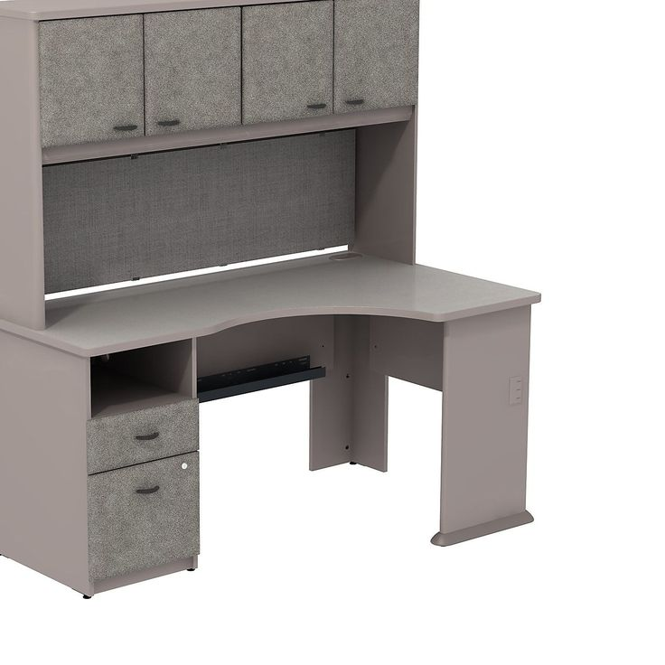 17 best ideas about Corner Desk With Hutch on Pinterest