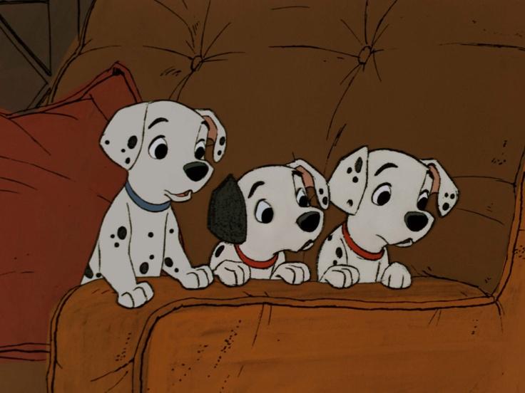 Les 101 Dalmatiens est disponible en Blu-Ray et DVD. -  © Disney #101Dalmatiens