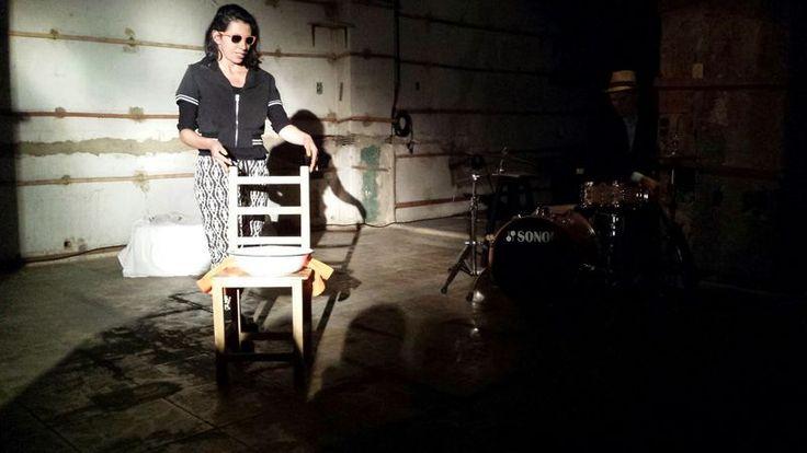 mi príncipe oleado; Sala El Espacio de Teatro Occidente; Bogotá 09/2014
